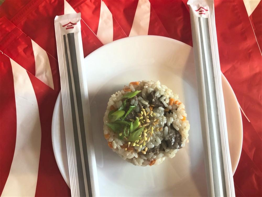 Рецепт риса как в Тануки