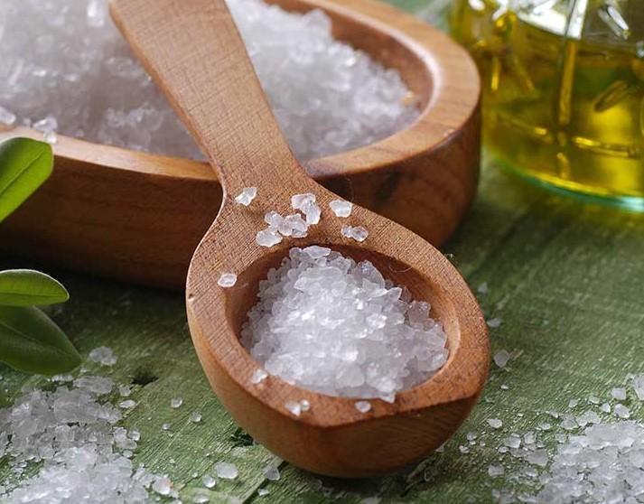 Соль в шампунь
