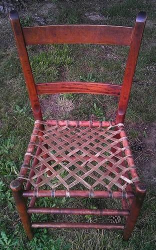 Сидушка на стул своими руками