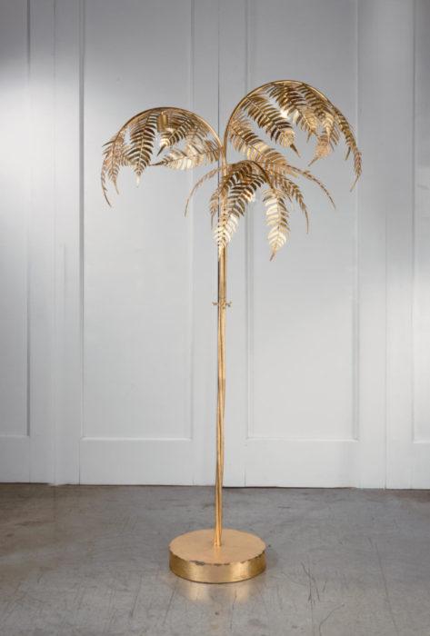 Торшер-пальма