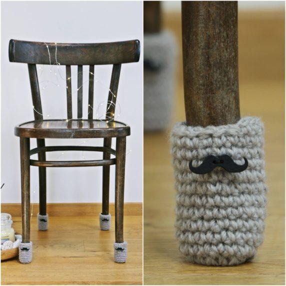 Чехлы для ножек стула
