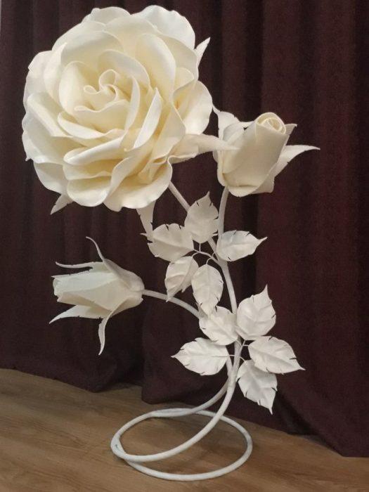 Торшер цветок