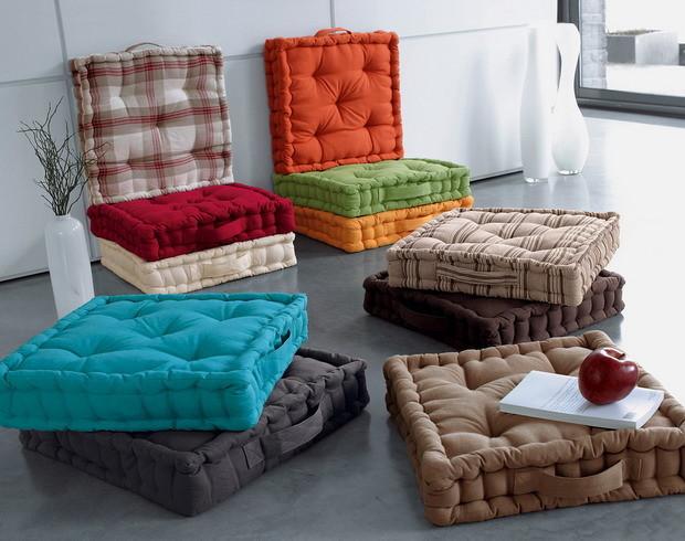 Сидушки на диван