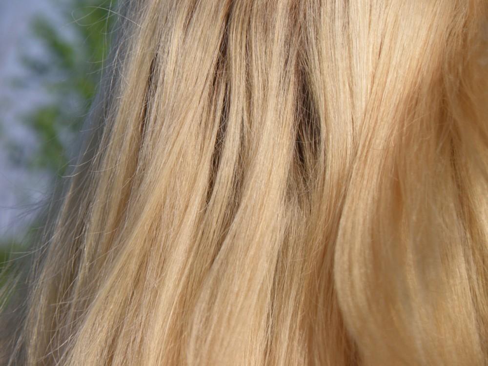 Здоровые и красивые длинные волосы