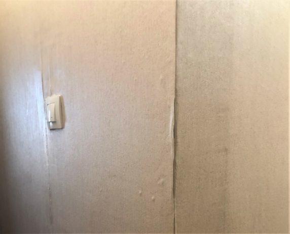 Ремонт потолка после протечек от Жилищника