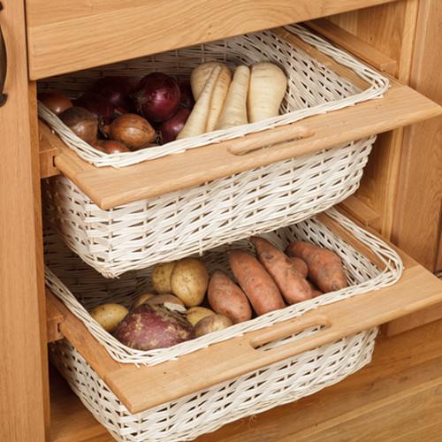 Корзины для хранения продуктов