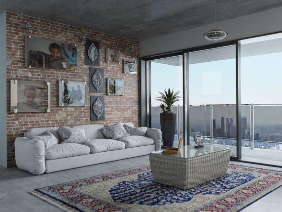 Стиль лофт для квартиры