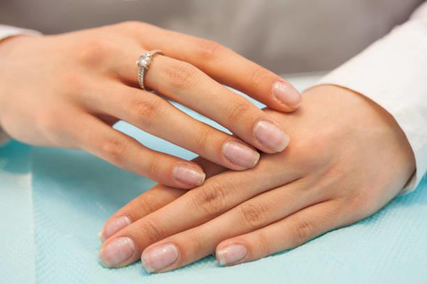 Красивые ногти без лака