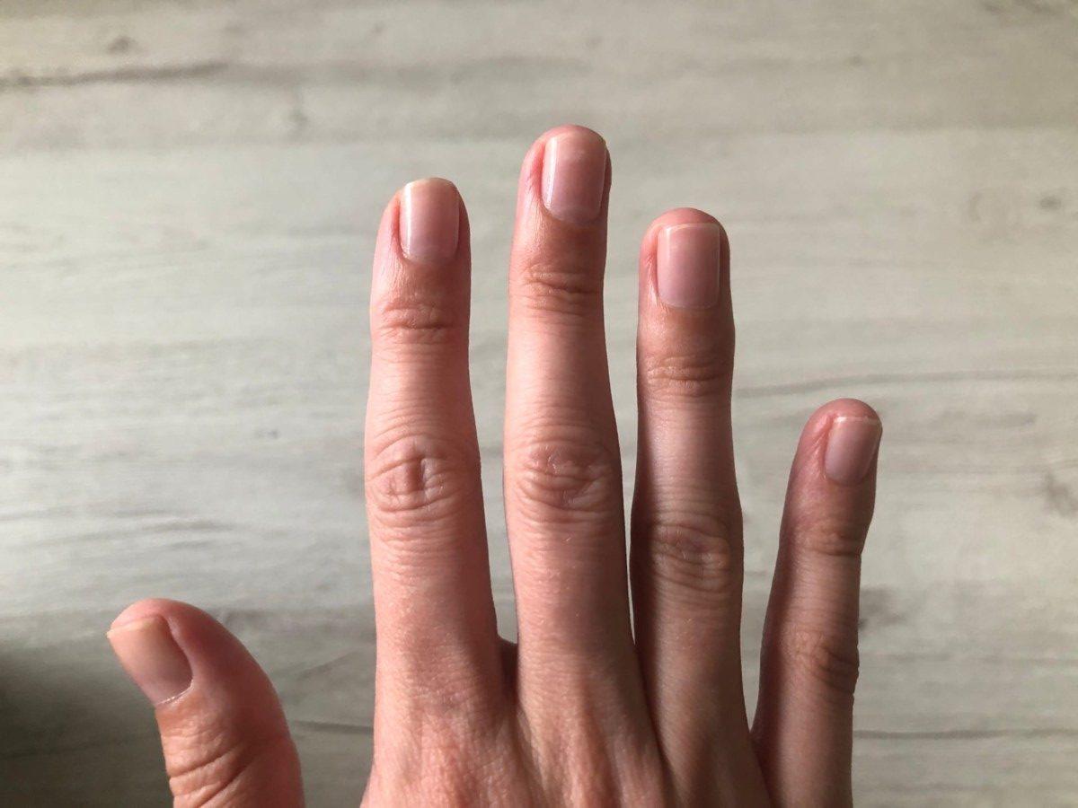 Ногти без маникюра