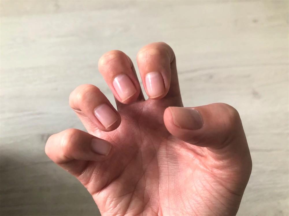 Естественная красота ногтей
