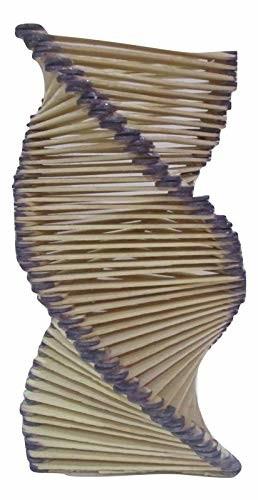 Ваза из китайских палочек