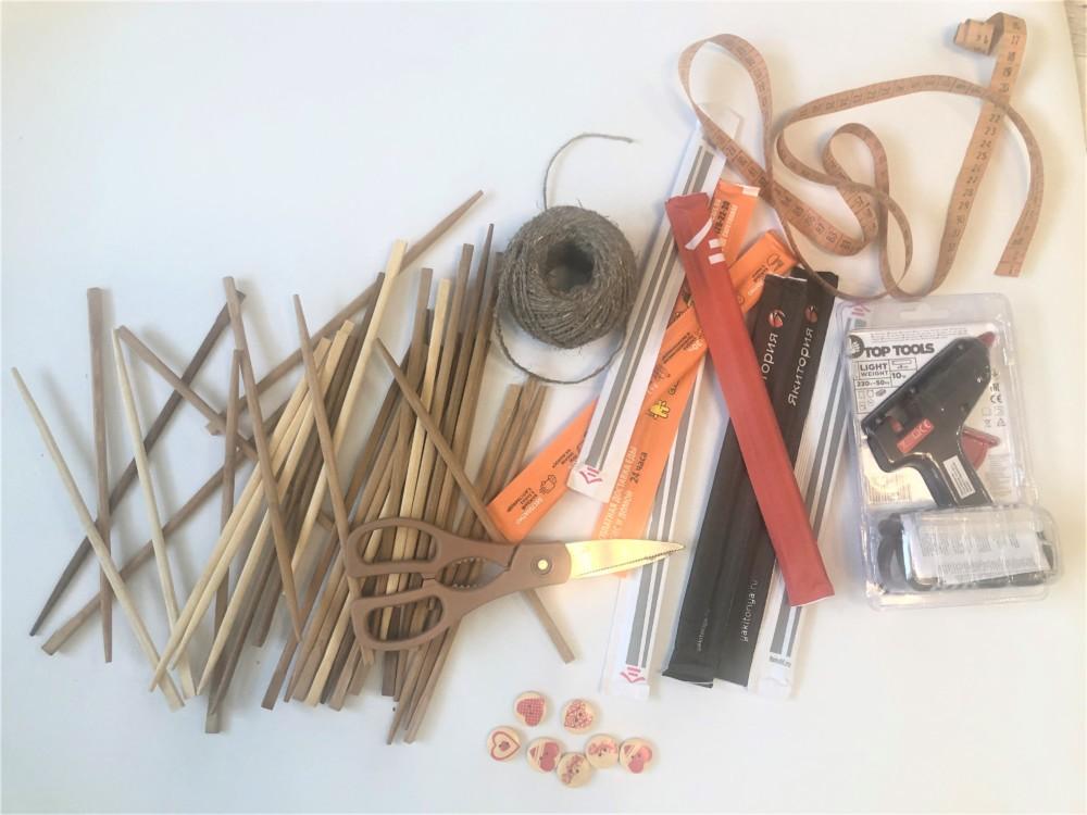 Что можно сделать из китайских палочек
