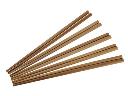 Веер из китайских палочек