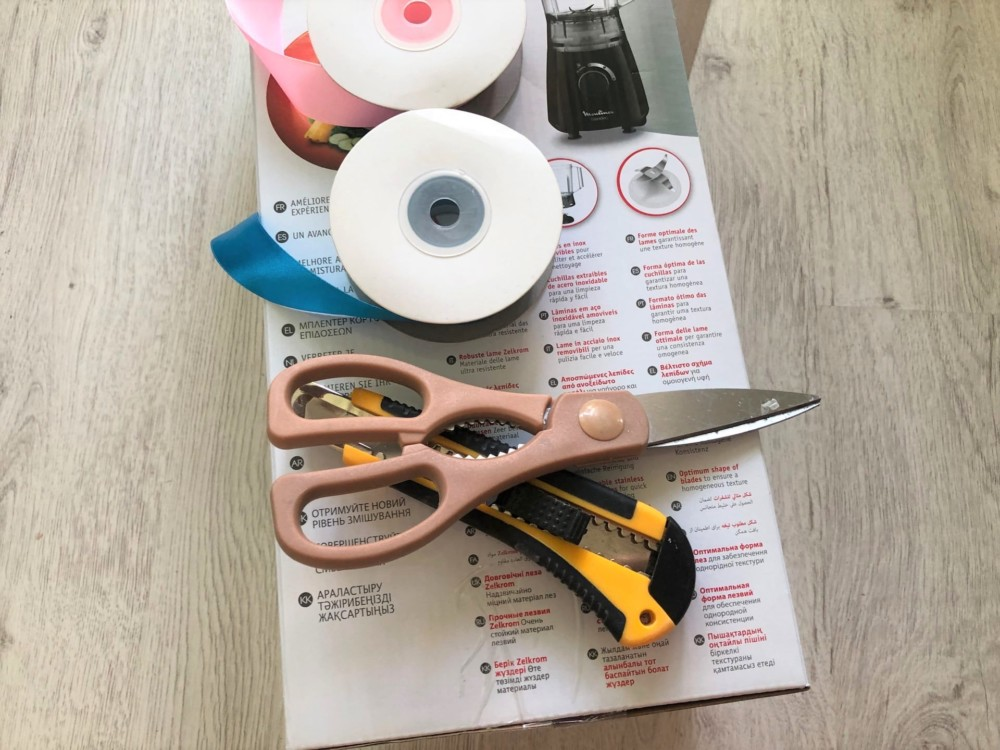 Материалы для изготовления корзины своими руками