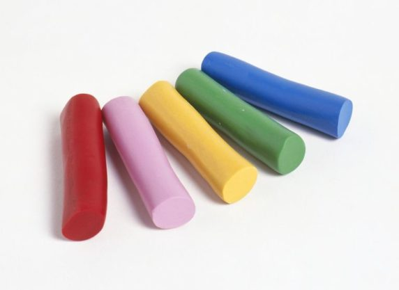 Полимерная глина для изготовления корзины