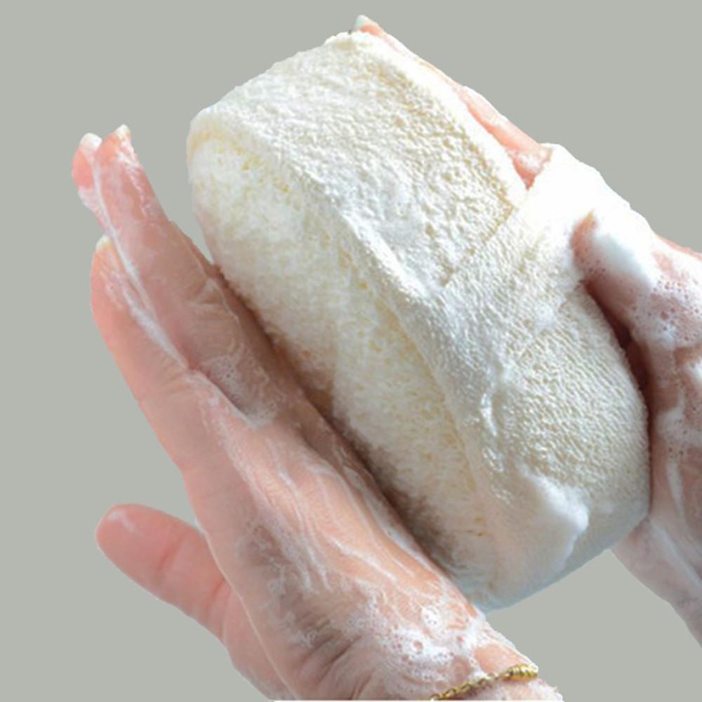 Польза мочалки для тела