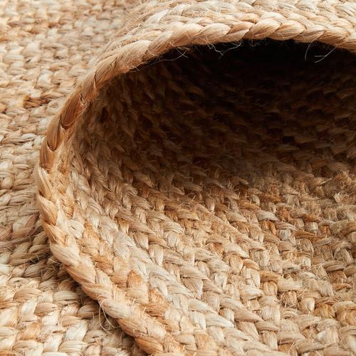 Корзина из плетеного ковра