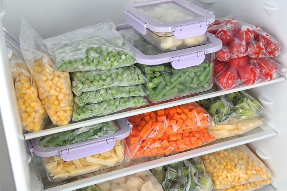 Замороженные овощи для экономии семейного бюджета