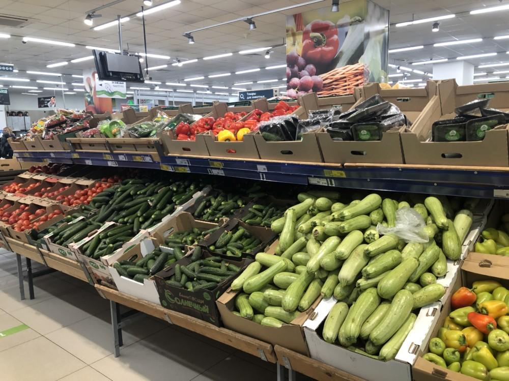 Экономия на овощах