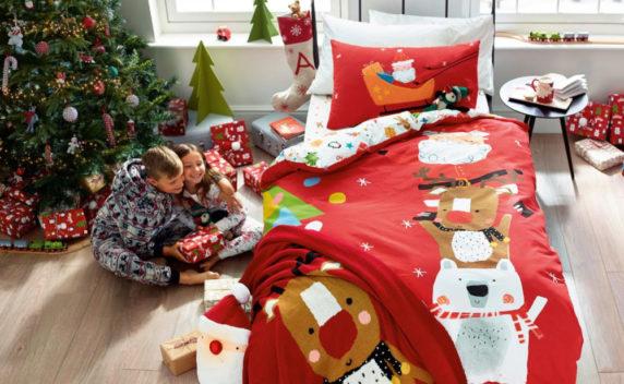 Новогодний интерьер в детской