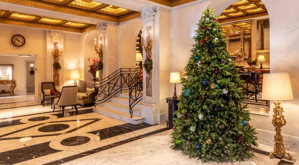 Встретить Новый год в гостинице