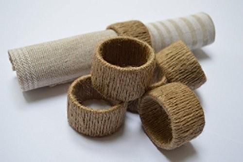 Кольцо для салфетки из картонной втулки
