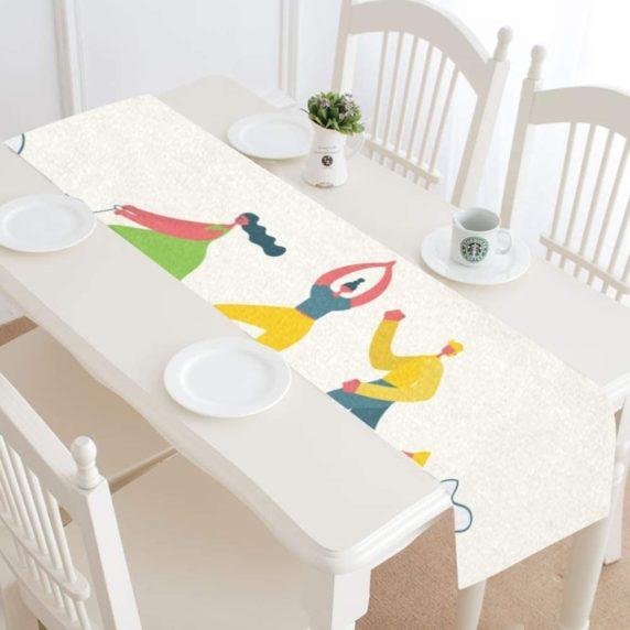 Сервировка детского стола