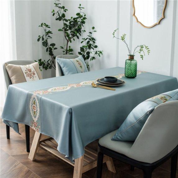 Роль скатерти в сервировке стола