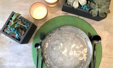 Сервировка стола для дома