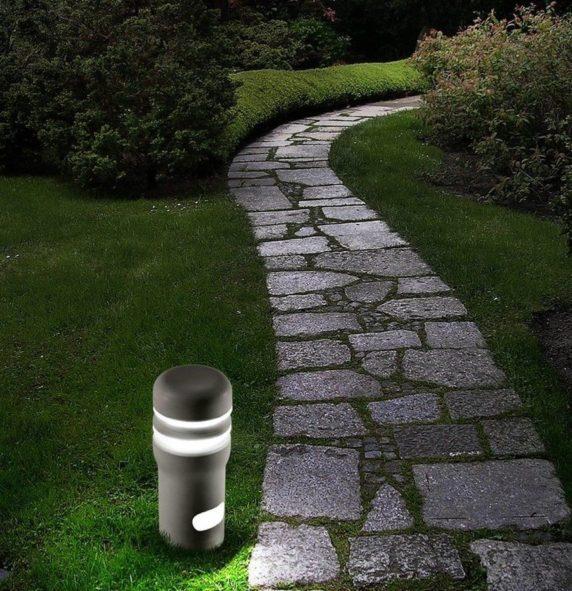 Садовая тропинка из цемента