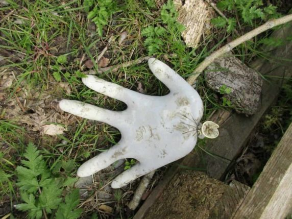 Как сделать поделку из цемента для сада своими руками
