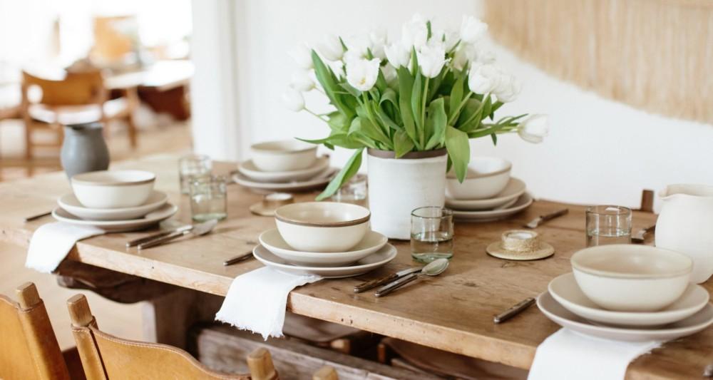 Домашнаяя сервировка стола