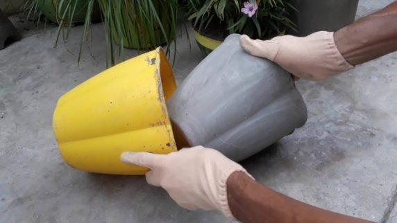 Форма для поделок из цемента