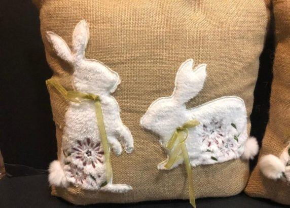Подушка на Пасху своими руками