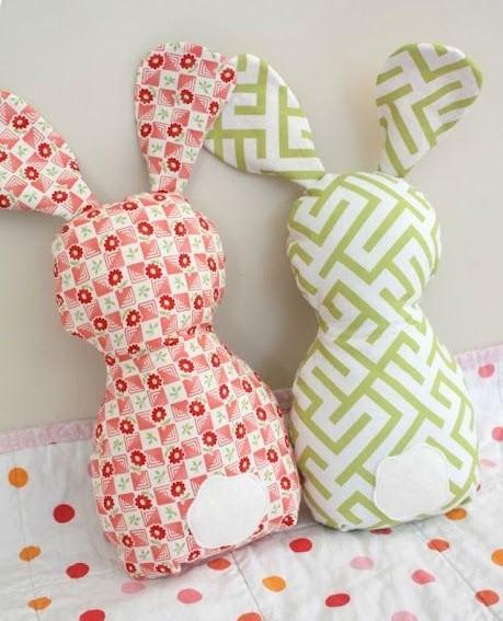 Кролик на Пасху сшитый своими руками