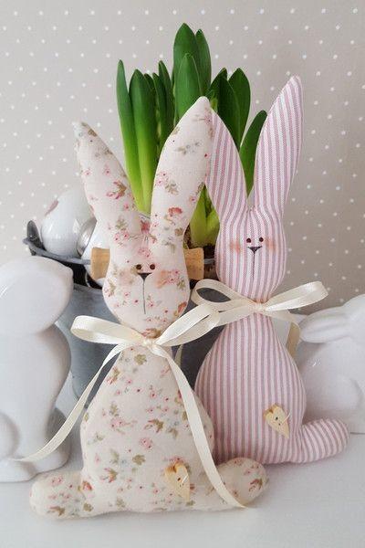 Кролик на Пасху сшитый