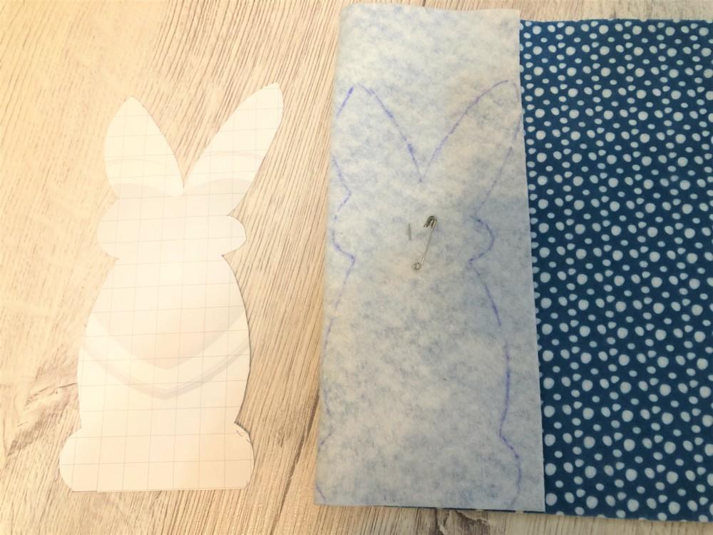 Мастер класс: фетровый кролик своими руками