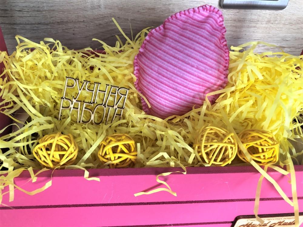 Пасхальное яйцо из фетра своими руками, мастер класс