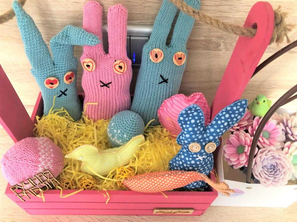 Пасхальные игрушки своими руками
