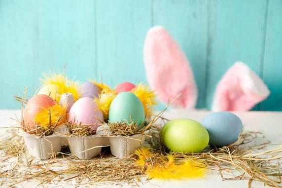 Подставки для яиц своими руками из подручных материалов