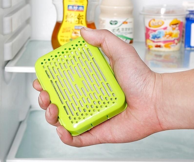 Ароматизатор от запаха в холодильнике