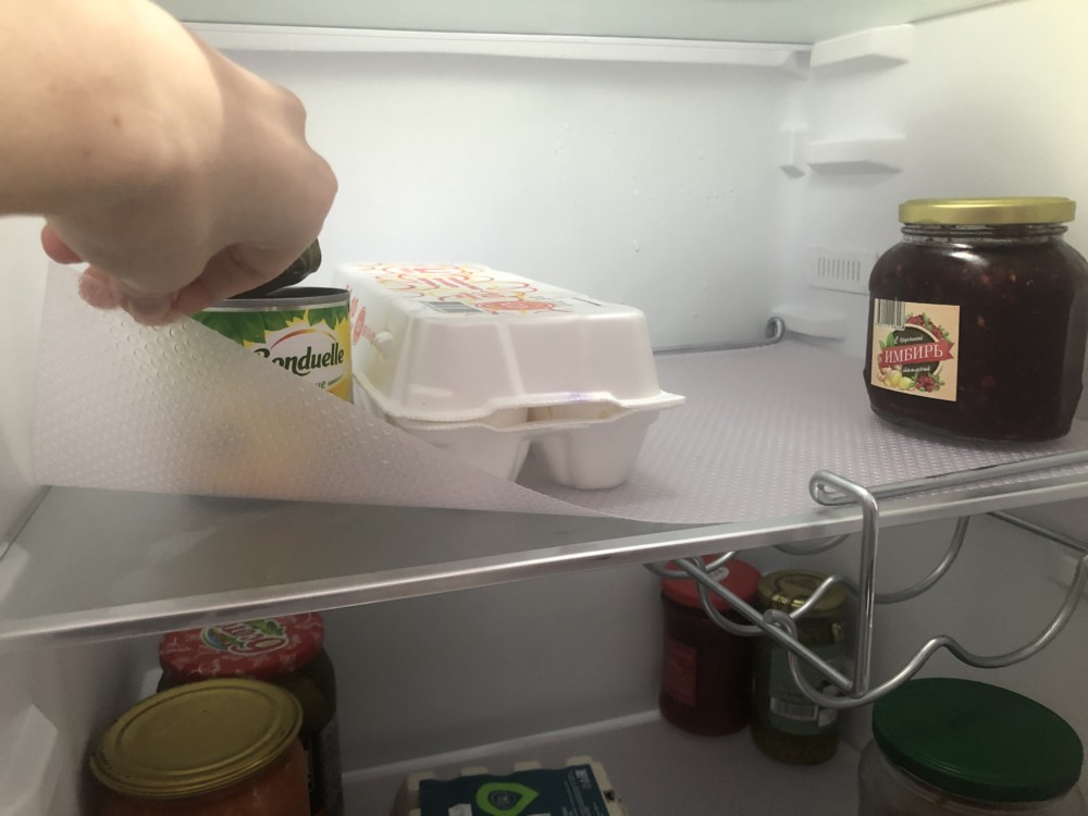 Коврик для холодильника от запаха