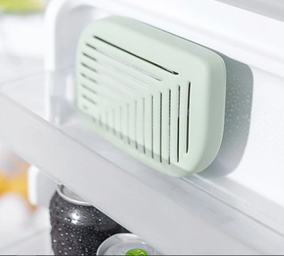 Поглотители запаха с углем для холодильника
