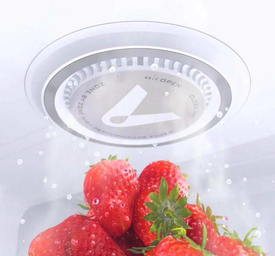 Поглотитель запаха в холодильник на основе эфирных масел