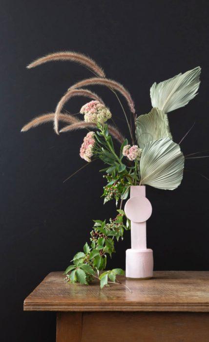 Какая ваза подойдет для сухоцветов