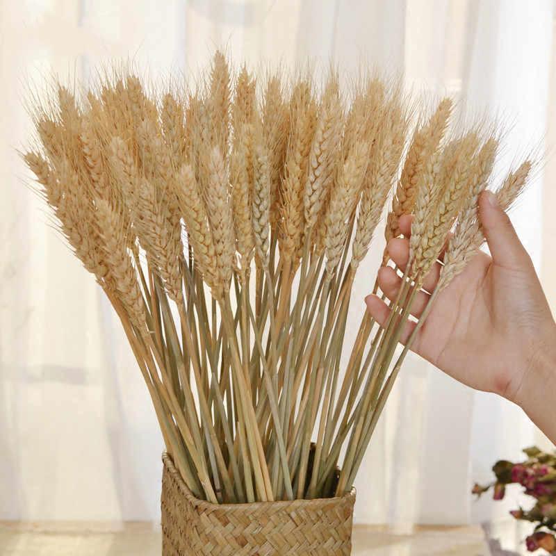 Букет из пшеницы в интерьере