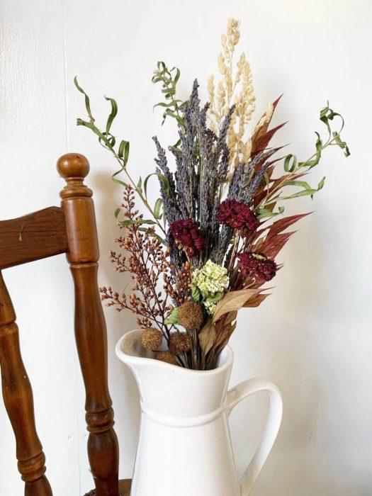 Какие сухоцветы подойдут для квартиры