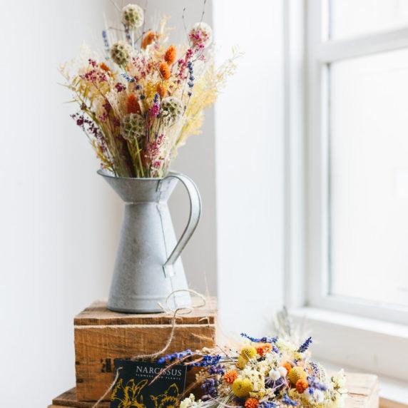 Выбор сухоцветов для дома
