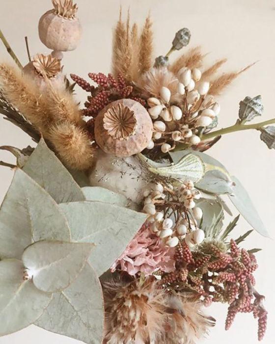 Сухоцветы для букета