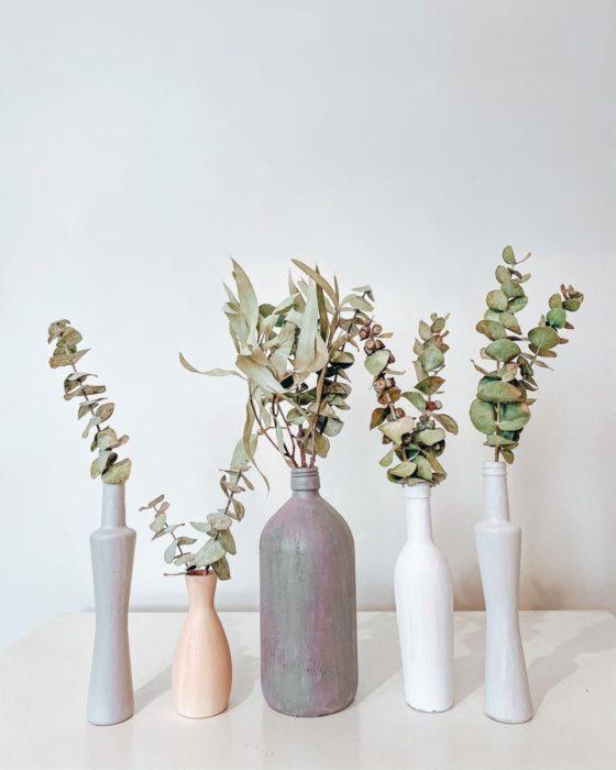 Куда поставить сухоцветы в квартире